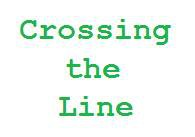 Crossing the Line, the Urban Fantasy Novel by Sean D. Daily